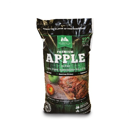Green Mountain Grills Apple blend pellets